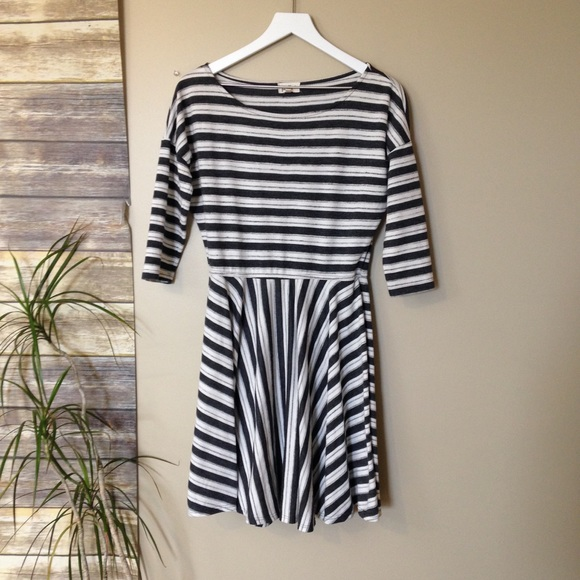 Anthropologie Dresses & Skirts - Puella Striped Dress Anthro